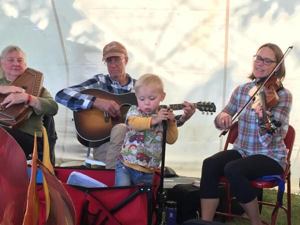 Hiawatha Festival OT Jam Workshop 2018