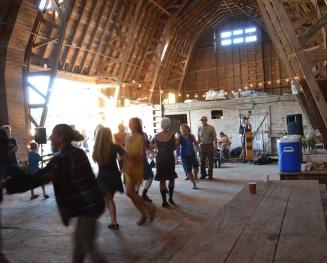 ASC Barn Dance at North Farm 4